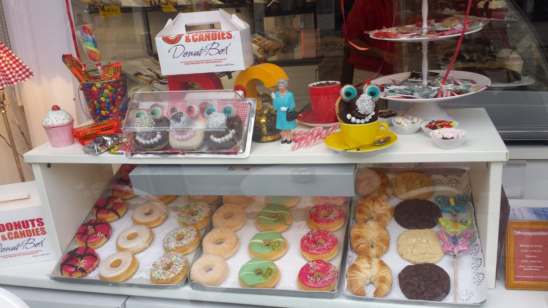 Donuts and Candies