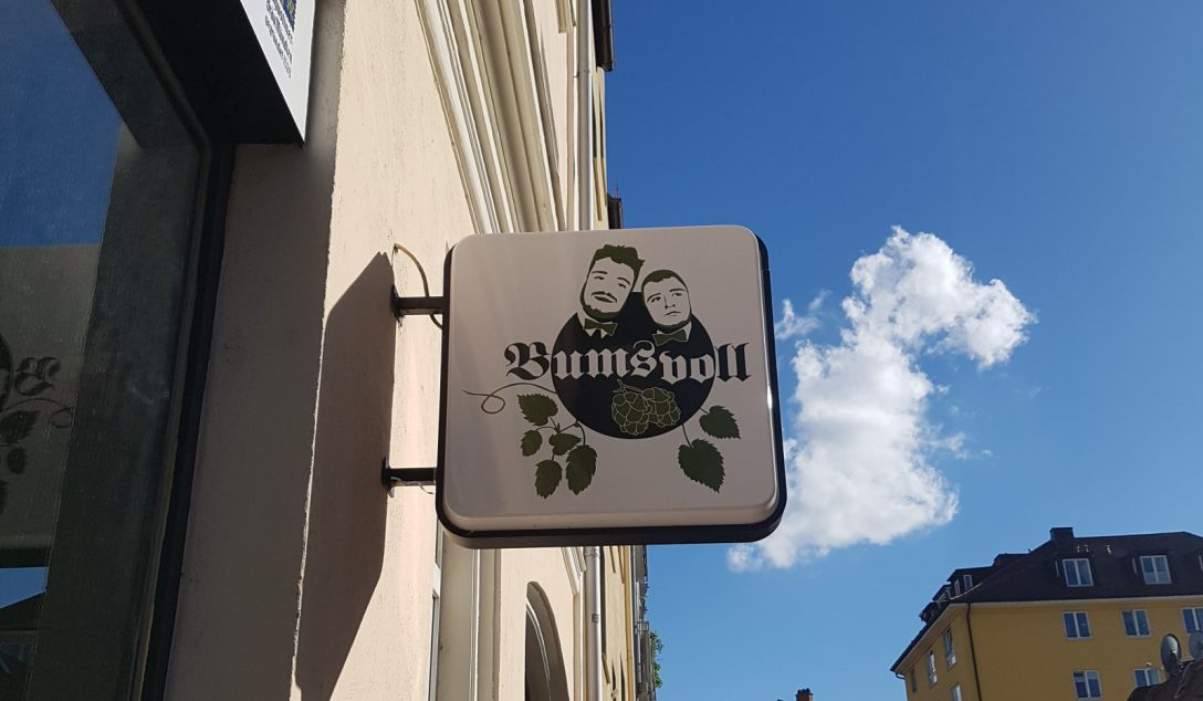 Bumsvoll Bar
