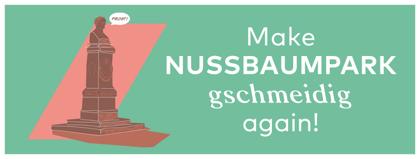 Make Nußbaumpark gschmeidig again