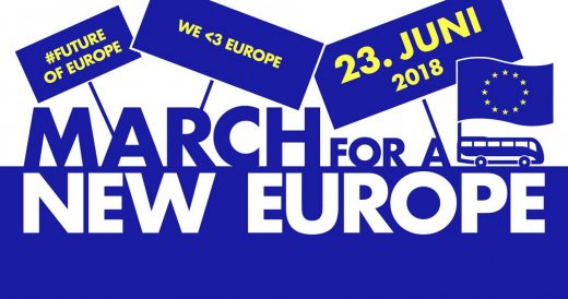 March for a New Europe