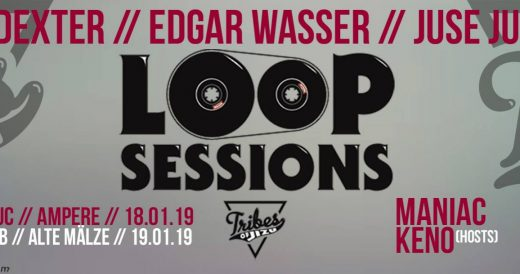 Loop Session w/ Dexter x Edgar Wasser x Juse Ju