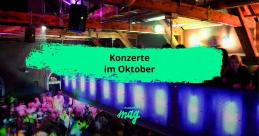 Konzert-Highlights im Oktober