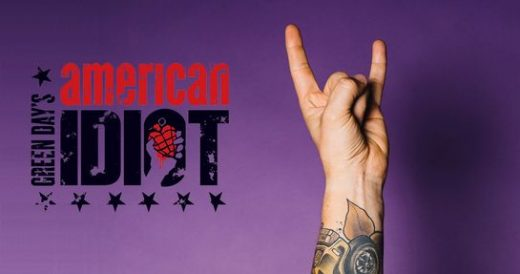 Green Day's American Idiot im Prinzregententheater