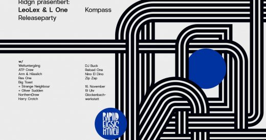 Rap in dei G'sicht nei: Kompass Releaseparty