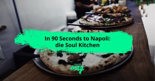 In 90 Seconds to Napoli: die Soul Kitchen