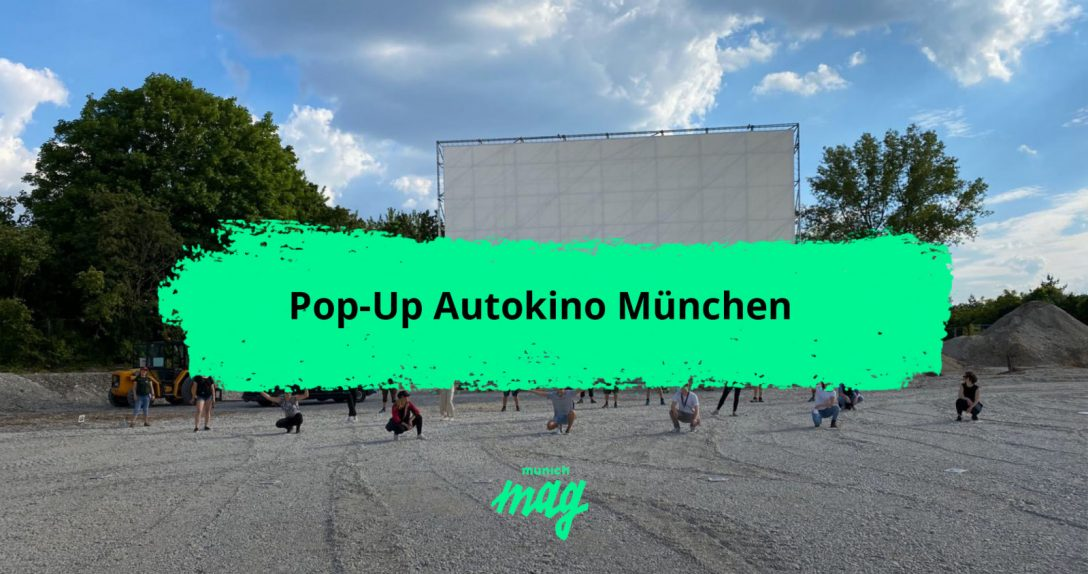 Pop-Up Autokino München