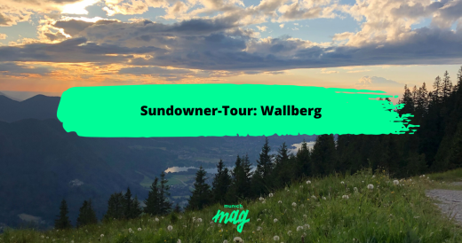 Sundowner-Tour: Wallberg
