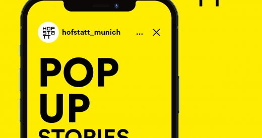 Hofstatt Pop Up Stories